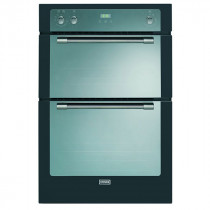 Stoves Sterling 900MF 90 Built-In Black Electric Double Oven