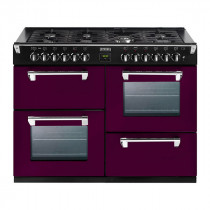 Stoves Richmond 1100GT Wild Berry Gas Range Cooker