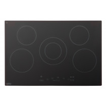 Belling CH77TC 77 Black Ceramic Hob