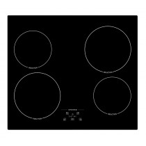 Stoves SIH600TC 60 Black Induction Hob