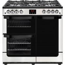 New World 444444210 Vision 90G Stainless Steel Range Cooker