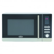 Belling FM2080S Stainless Steel Freestanding Microwave