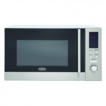 Belling FM2380S Stainless Steel Freestanding Microwave