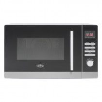 Belling FM2890C Stainless Steel Freestanding Combination Microwave