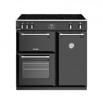 Stoves Richmond S900EI Induction Black 90 Range Cooker 444444445