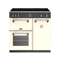 Stoves Richmond S900EI Induction Classic Cream 90 Range Cooker 444444446