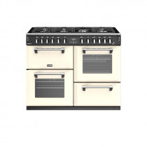 Stoves Richmond S1100DF Dual Fuel Classic Cream 110 Range Cooker 444444467