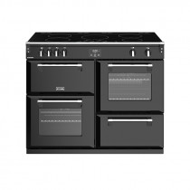 Stoves Richmond S1100EI Induction Black 110 Range Cooker 444444475