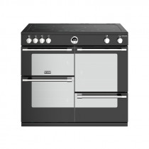 Stoves Sterling S1000EI Induction Black 100 Range Cooker 444444497