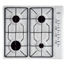 Belling GHU60GE 60 White Gas Hob