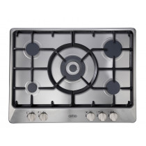 Belling GHU70GC 70 Stainless Steel Gas Hob