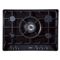 Belling GHU70GC 70 Black Gas Hob