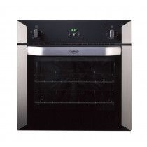 Belling BI60FP Built-In 60 Stainless Steel Single Oven