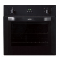 Belling BI60FP Built-In 60 Black Single Oven