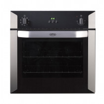 Belling BI60MF Built-In 60 Stainless Steel Single Oven