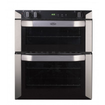 Belling BI70FP Built-Under 70 Stainless Steel Double Oven