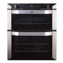 Belling BI70G Built-Under 70 Stainless Steel Double Oven