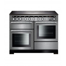 Rangemaster Encore Deluxe 110 Induction Stainless Steel Range Cooker EDL110EISS/C 117410