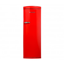 Britannia Breeze Retro Chilli Red Fridge