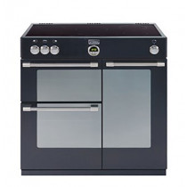 Stoves Sterling 900Ei Black 90 Induction Range Cooker