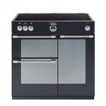 Stoves Sterling 900Ei Black 90 Induction Range Cooker