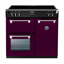 Stoves Richmond 900Ei Wild Berry 90 Induction Range Cooker