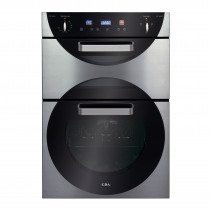 CDA Built in Electric Designer Double Oven 9Q6SS