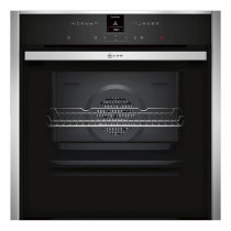 Neff B57CR22N0B Slide & Hide Pyrolytic Single Oven