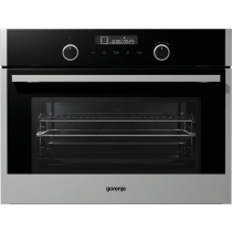 Gorenje BCM547S12X Built in Compact Microwave Oven Stainless Steel