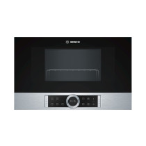 Bosch BEL634GS1B Built-in Microwave Oven