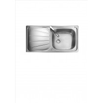 Rangemaster Baltimore Single Bowl Sink - BL9501