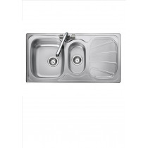 Rangemaster Baltimore 1 1/5 Bowl Sink - BL9502