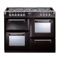 Stoves Richmond 1000GT Black 100 Gas Range Cooker