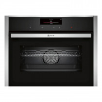 Neff C28CT26N0B 47 Litre Pyrolytic Compact Oven