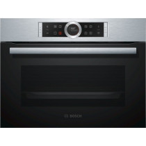 Bosch CBG675BS1B Brushed Steel Compact Oven