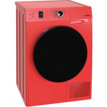 Gorenje D8565NR Red Freestanding Tumble Dryer