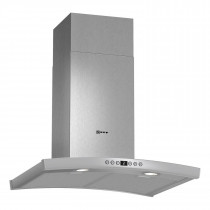 Neff 60 Stainless Steel Curved Chimney Hood