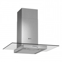 Neff 70 Stainless Steel & Glass Chimney Hood