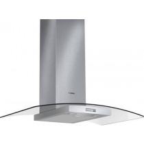 Bosch DWA094W51B 90 Curved Glass Chimney Hood