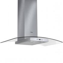 Bosch DWA097E51B 90 Glass Chimney Hood