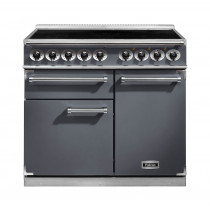 Falcon 1000 Deluxe Induction Range Cooker Slate