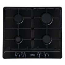 Belling GHU60GC 60 Black Gas Hob