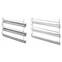 Smeg 3 Level Telescopic Shelf Set