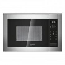 Neff 20 Litre 800W Built in Microwave Oven Stainless Steel