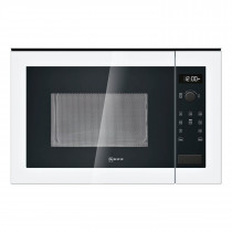 Neff 25 Litre 900W Built in Microwave Oven White