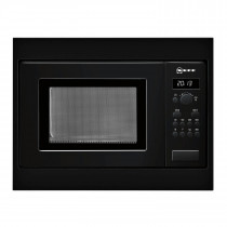 Neff 17 Litre 800W Built in Black Microwave Oven