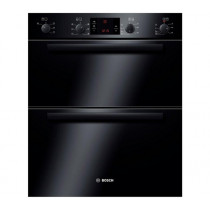 Bosch HBN43B260B Built Under Black Double Oven