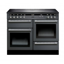 Rangemaster Hi-Lite Induction 110 Slate Range Cooker 10451