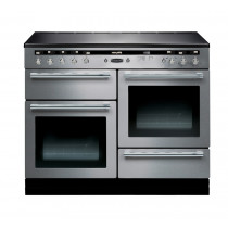 Rangemaster Hi-Lite Induction 110 Stainless Steel Range Cooker 10452