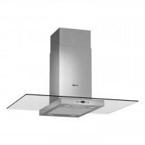 Neff N50 90cm Ceiling Mounted Island Chimney Hood with Flat Glass I89EH52N0B